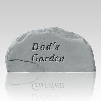 Dads Garden Rock