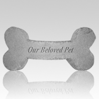 Our Beloved Pet Dog Bone Stone