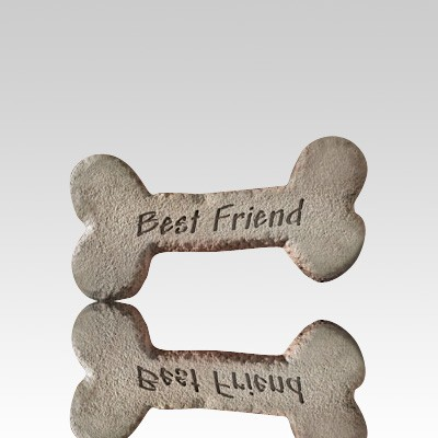 Best Friend Bone Pet Memory Stone