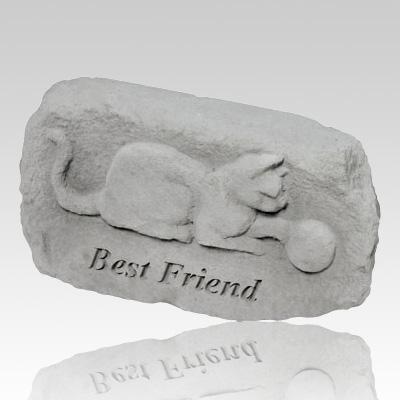 Best Friend Cat Plaque