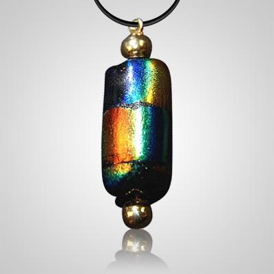 Abstract Pet Cremation Pendant II