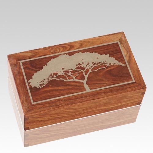 Acacia Caribbean Cremation Urn