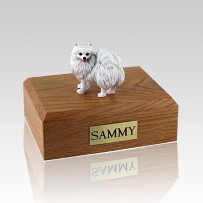 American Eskimo Miniature X Large Dog Urn