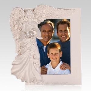 Angel Light Picture Frame