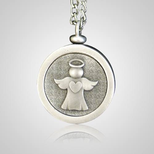 Angel Urn Pendant