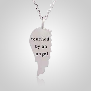 Angel Wing Memory Jewelry