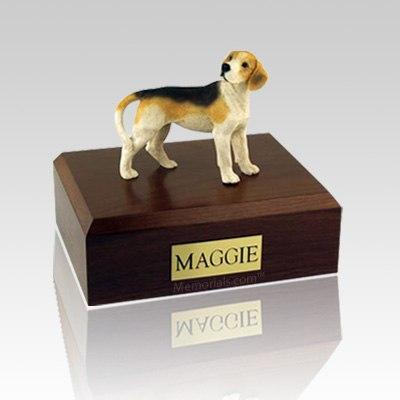 Beagle Standing Large Dog Urn
