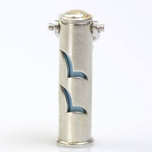 Bird Pet Cremation Keychain Urn