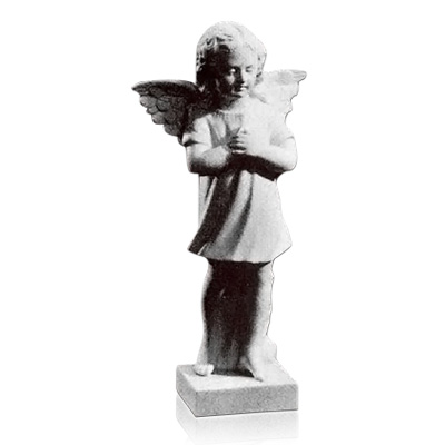 Blessed Angel Marble Statues