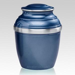 Blue Silverado Cremation Urn