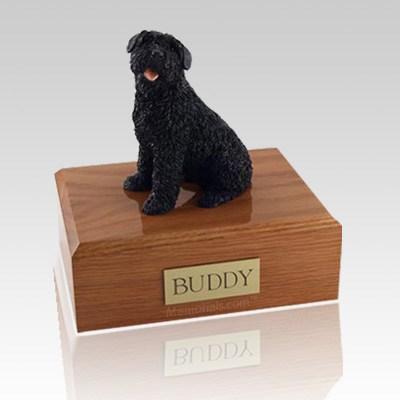 Bouvier Large Dog Urn