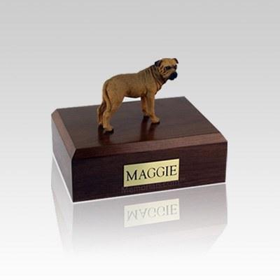 Bull Mastiff Small Dog Urn