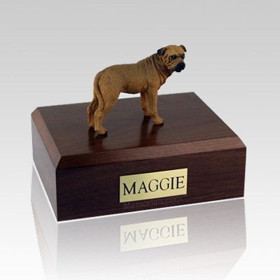 Bull Mastiff X Large Dog Urn