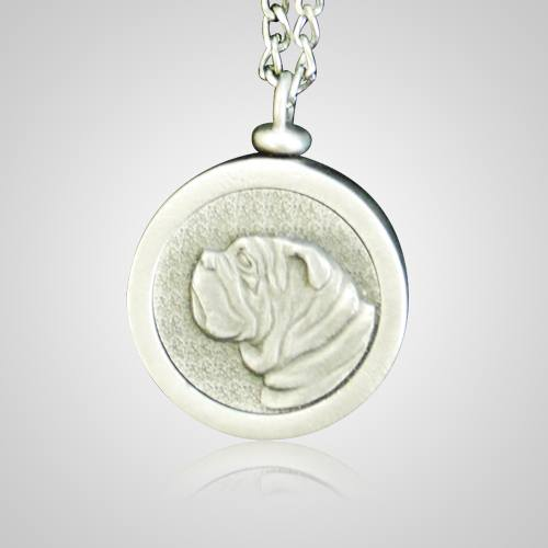 Bulldog Pet Memory Charm