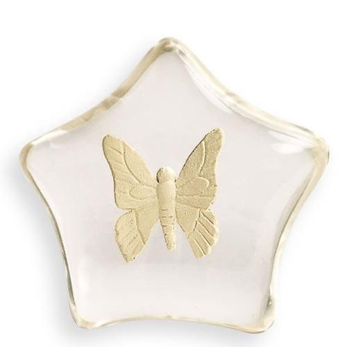 Butterfly Star Worry Keepsake Stones