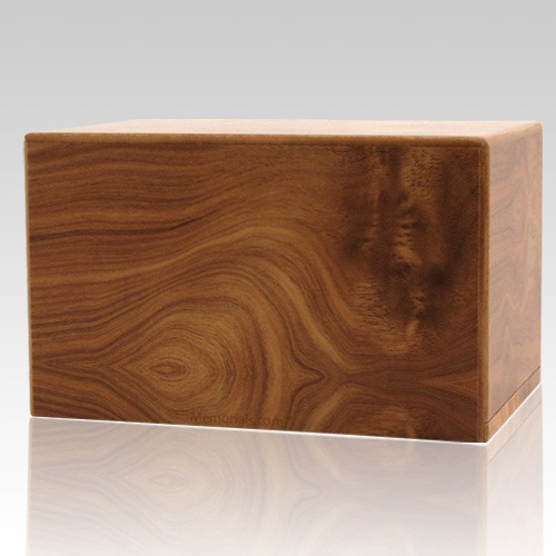 Natural Eternity Large Wood Urn
