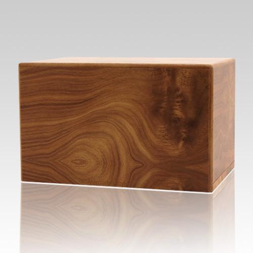 Natural Eternity Medium Wood Urn