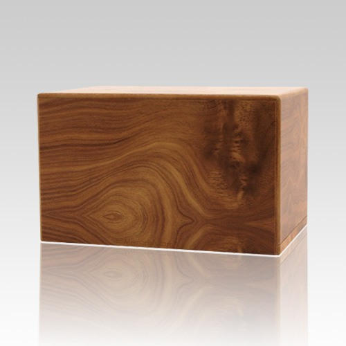 Natural Eternity Small Wood Urn