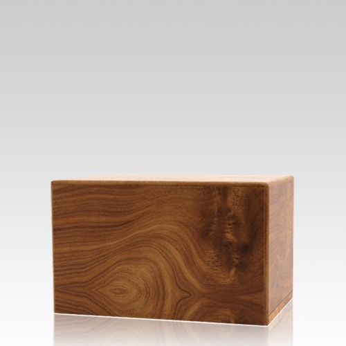 Natural Pet Eternity Extra Small Wood Urn