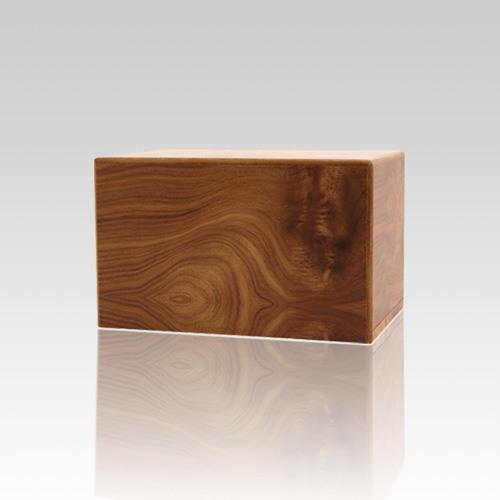 Natural Eternity Keepsake Wood Urn