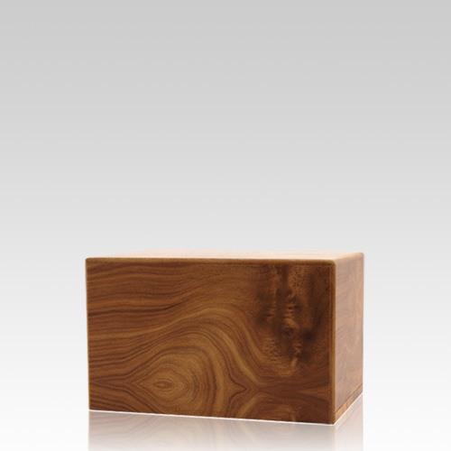 Natural Pet  Eternity Keepsake Wood Urn