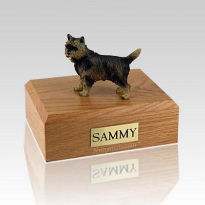Cairn Terrier Brindle X Large Dog Urn
