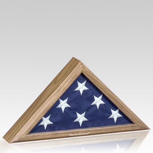 Capitol Flag Display Case