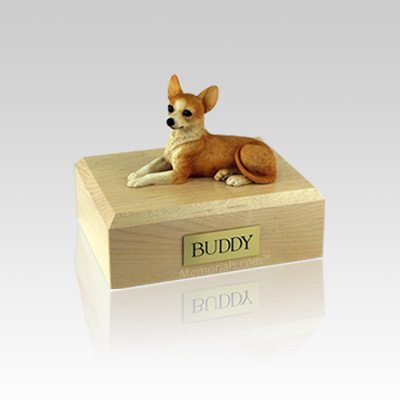 Chihuahua Small Dog Urn