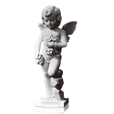 Child Angel Large Marble Statues