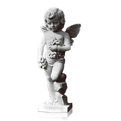 Child Angel Small Marble Statues