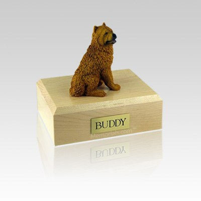 Chow Chow Small Dog Urn