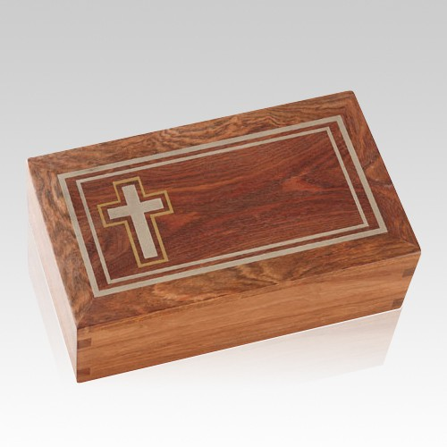 Christian Caribbean Cremation Urn