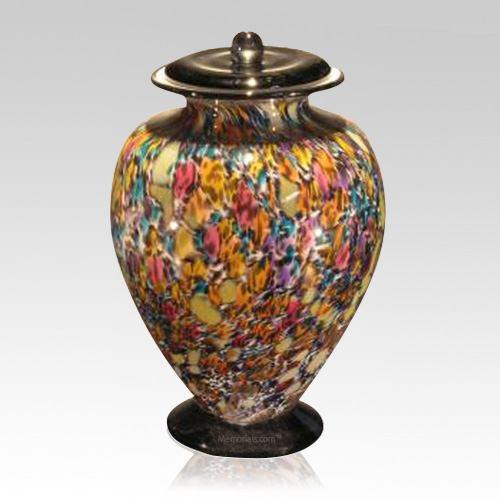 Colorlife Glass Cremation Urn