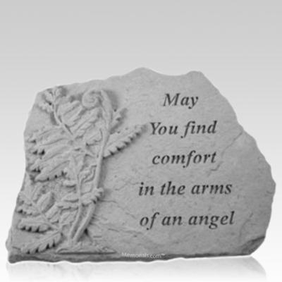 Comfort Fern Memorial Stone