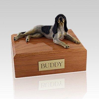 Coonhound X Large Dog Urn