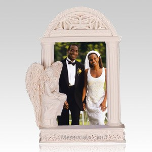 Courage Angel Picture Frame