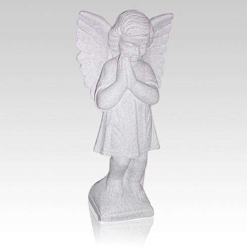 Darling Angel Granite Statue
