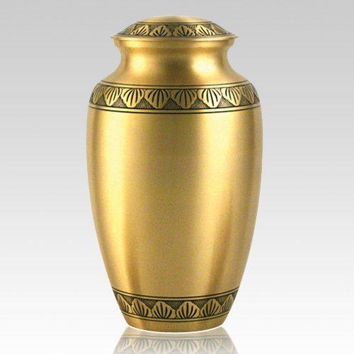 Dignity Bronze Cremation Urn