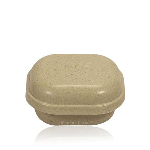 Earthy Mini Biodegradable Pet Casket