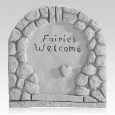 Fairies Welcome Rock