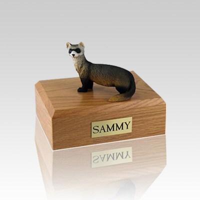 Ferret Small Cremation Urn