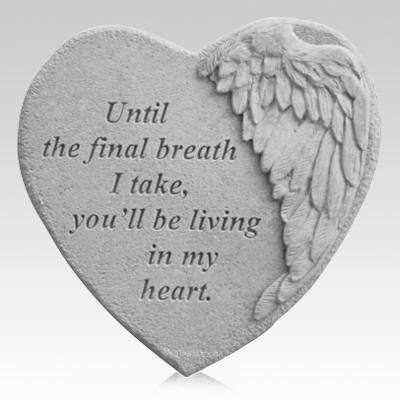 Final Breath Angel Heart Stone