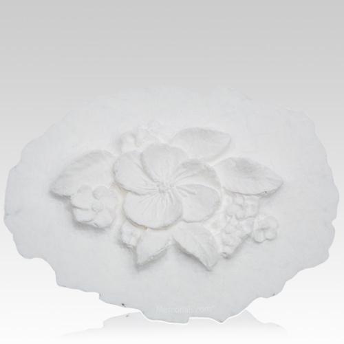 Floral Biodegradable Pet Urn