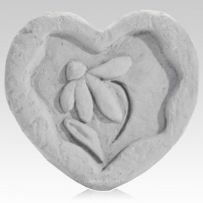 Heart in Flower Rock