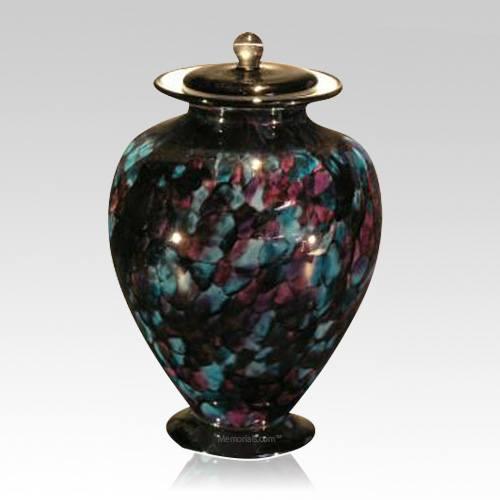Forever Glass Cremation Urn