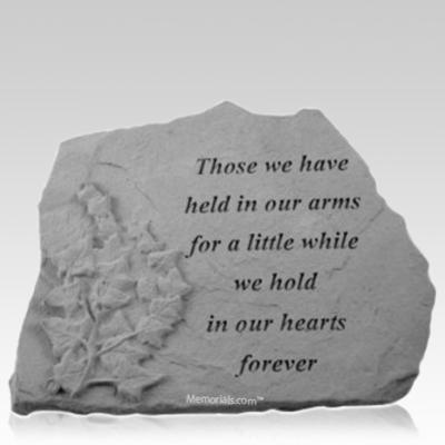 Forever Ivy Memorial Stone