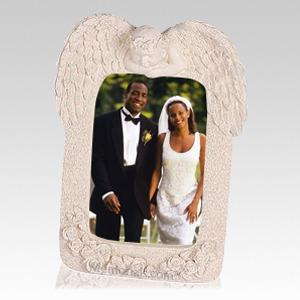 Forever Loved Angel Photo Frame