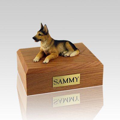 German Shepherd Medium Dog Urn