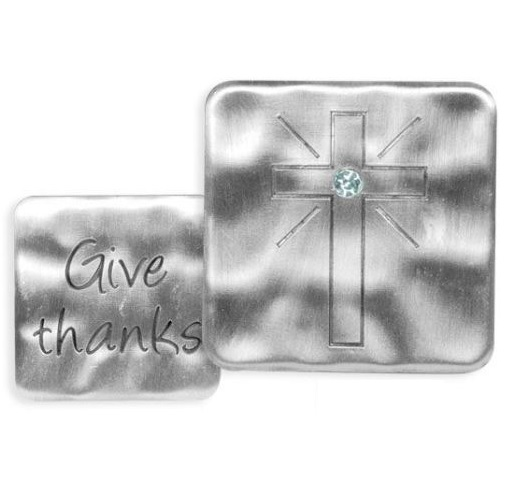 Give Thanks Comfort Tokens