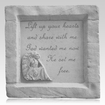 Gods Angel Stone